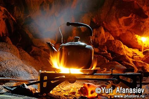 Йемен. Остров Сокотра. Чай путешествинника. Фототур 2010 фото Юрия Афанасьева