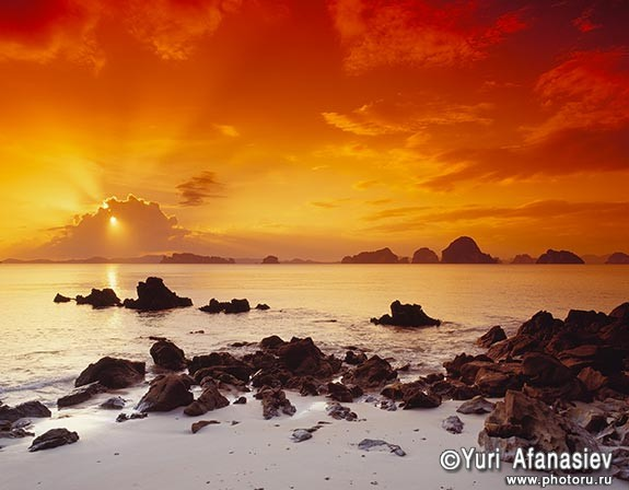 Тайланд, Краби. Фото Юрия Афанасьева