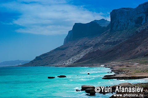 Yemen & Socotra photo tours. Visiting Erissel Cape and Archer dunes. Photographer Yuri Afanasiev
