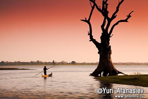 Профессиональный фотограф Юрий Афанасьев. Фотосъемка в путешествиях. Бирма