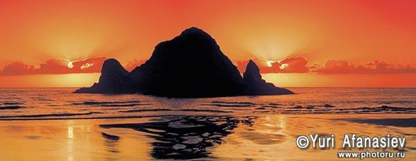 Панорамная фотография, панорамная съемка. Фотограф Юрий Афанасьев. Фото панорама Эмираты