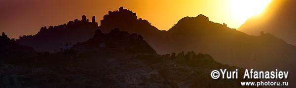 Фото  Юрия Афанасьева, фототур 2010, горный Йемен