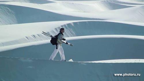 Юрий Афанасьев. Йемен, Сокотра - фото тур. Белые барханы