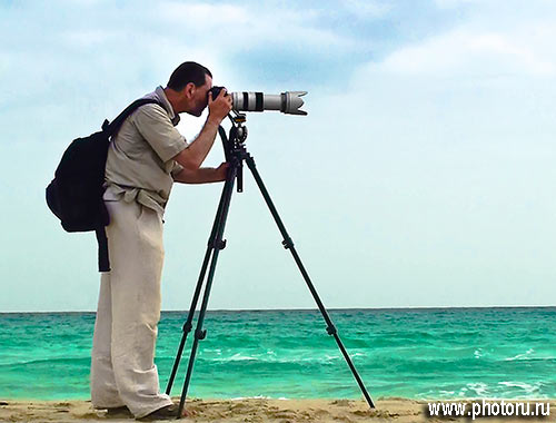 Travel with a professional photographer - Yuri Afanasyev. Learning photography and familiarity with an exotic country